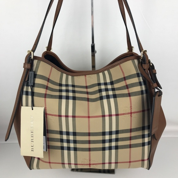 9d2ae61678a0 Burberry Horseferry Small Canterbury Tote 39393771